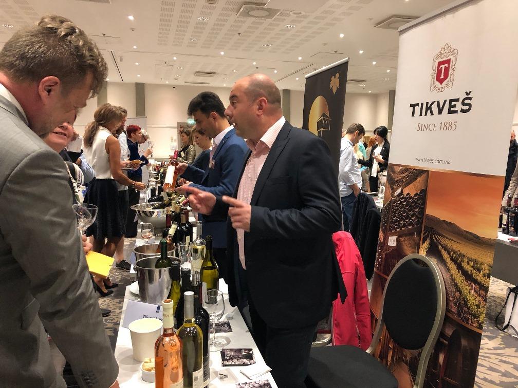 Промоција на врвни македонски вина на пазарите на балтичките држави